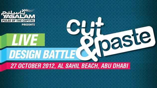 Cut&Paste @ Yasalam - Saturday, October 27
